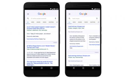 Google lança globalmente recurso para checar veracidade de notícias